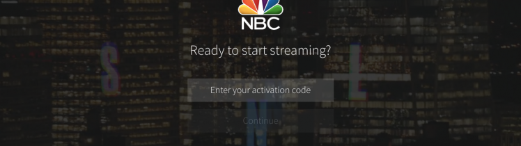 Activate NBC On Your Device
