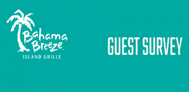 bahama breeze survey logo