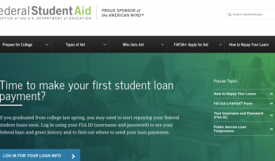 Federal Student Loan Services