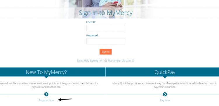 Mercycare Health Insurance Account Login Process