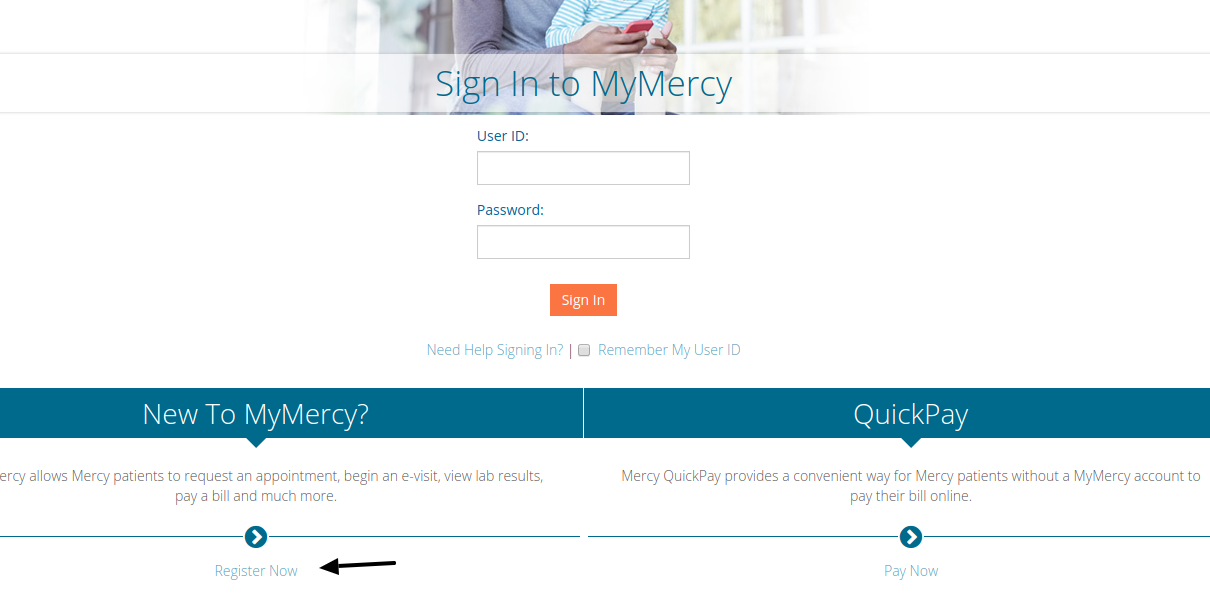 Mercycare Health Insurance Account Login Process