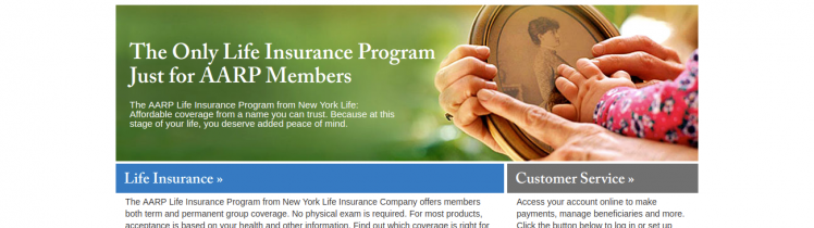 aarp life insurance logo
