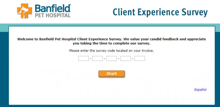 banfield pet hospital survey logo