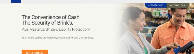 brinks prepaid mastercard logo