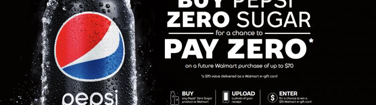 buy pepsi zero sugar logo