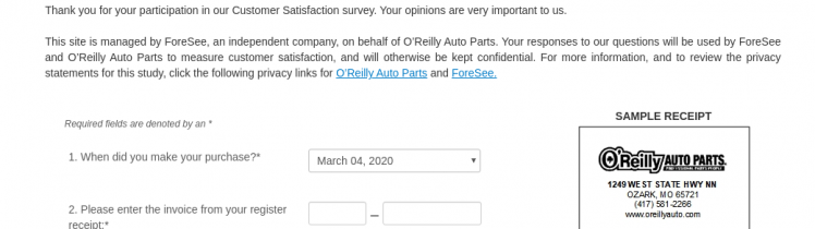 wwworeillycarescom-join-oreilly-auto-parts-survey-to-win-100-cash