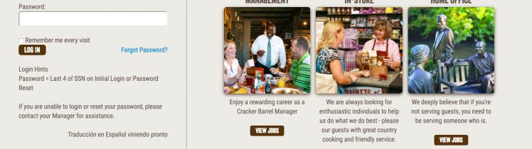 racker-barrel-employee-login