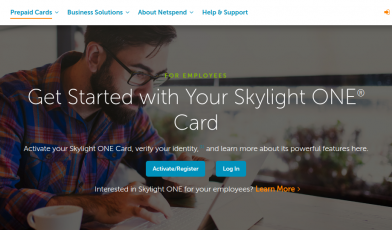 skylight paycard logo