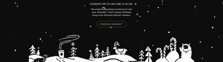 starbucks for life rewards program logo