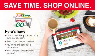just save supermarket